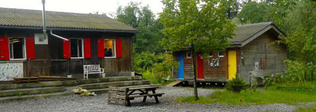 Kinderparty oder Arealmiete