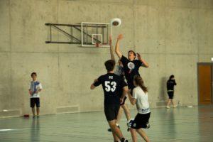 OS-Workshop Ultimate Frisbee @ Turnhalle Röhrliberg | Cham | Zug | Schweiz