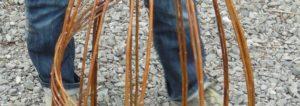 Weidenkugeln flechten ZuKi-Kurse @ Erlebnisraum Teuflibach | Cham | Zug | Schweiz