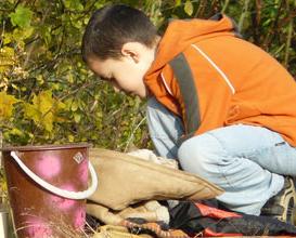 Abenteuerland Teuflibach - geöffnet für Kinder ab 2. Kiga und Primarschüler @ Abenteuerland Teuflibach Cham | Cham | Zug | Schweiz