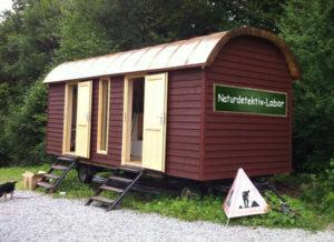 Eröffnung des Naturdetektiv Labors @ Abenteuerland Teuflibach Cham