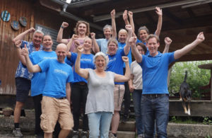 Corporate Volunteering Day - The Nielsen Company @ ZuKi-am-Teuflibach