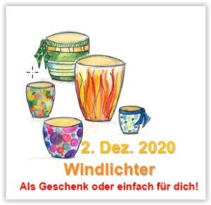 Themenwerken: Windlichter @ Abenteuerland ZuKi-am-Teuflibach | Cham | Zug | Schweiz