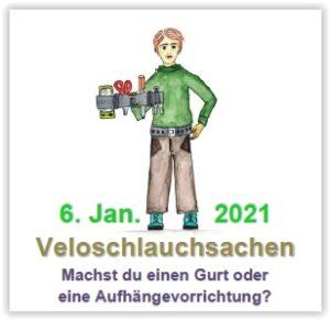 Themenwerken: Veloschlauchsachen @ Abenteuerland ZuKi-am-Teuflibach | Cham | Zug | Schweiz