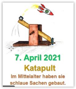 Themenwerken: Katapult @ Abenteuerland ZuKi-am-Teuflibach | Cham | Zug | Schweiz