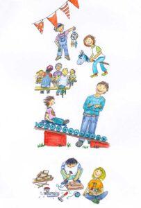 Magisches 25. ZuKi-Kinderfest - Lass dich verzaubern! @ Hirsgarten Cham